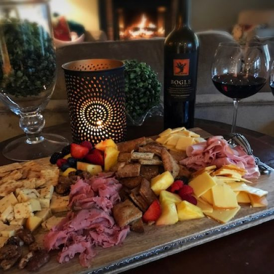 5 Steps to a perfect At Home Charcuterie Wine Date